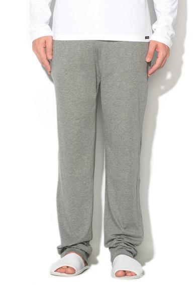 Pantaloni sport gri melange cu buzunare Recreate Sleep