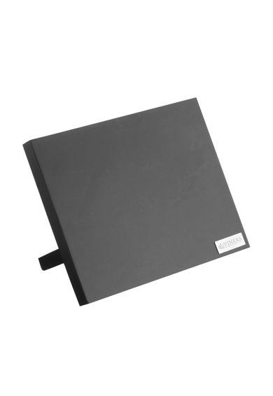 Suport magnetic gri antracit pentru cutite
