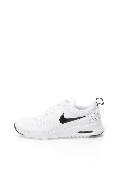 Tenisi albi Air Max de la Nike