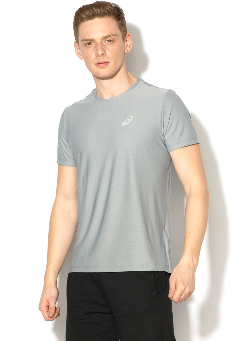 Tricou cu elemente reflectorizante - pentru alergare