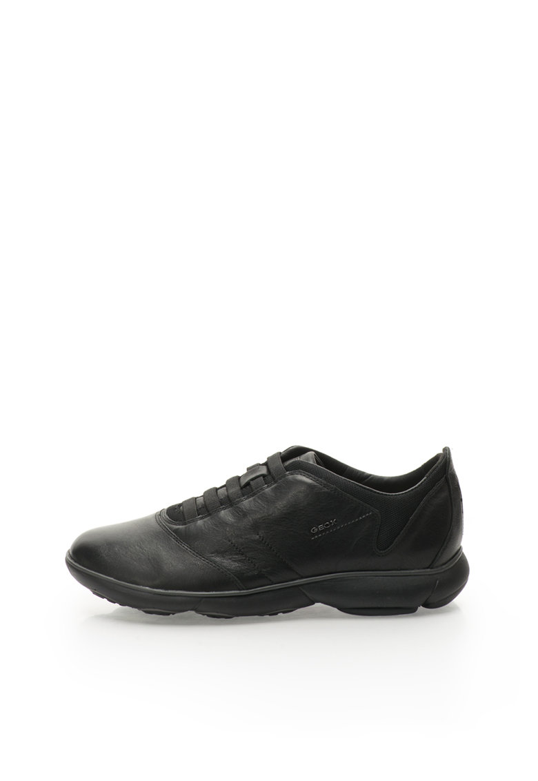 Geox Pantofi sport slip-on de piele Nebula