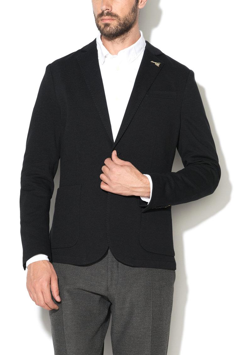 Selected Homme Sacou negru Mathias