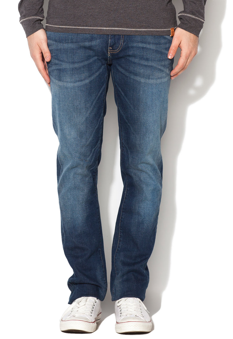 Jeansi albastri Ronan de la Big Star