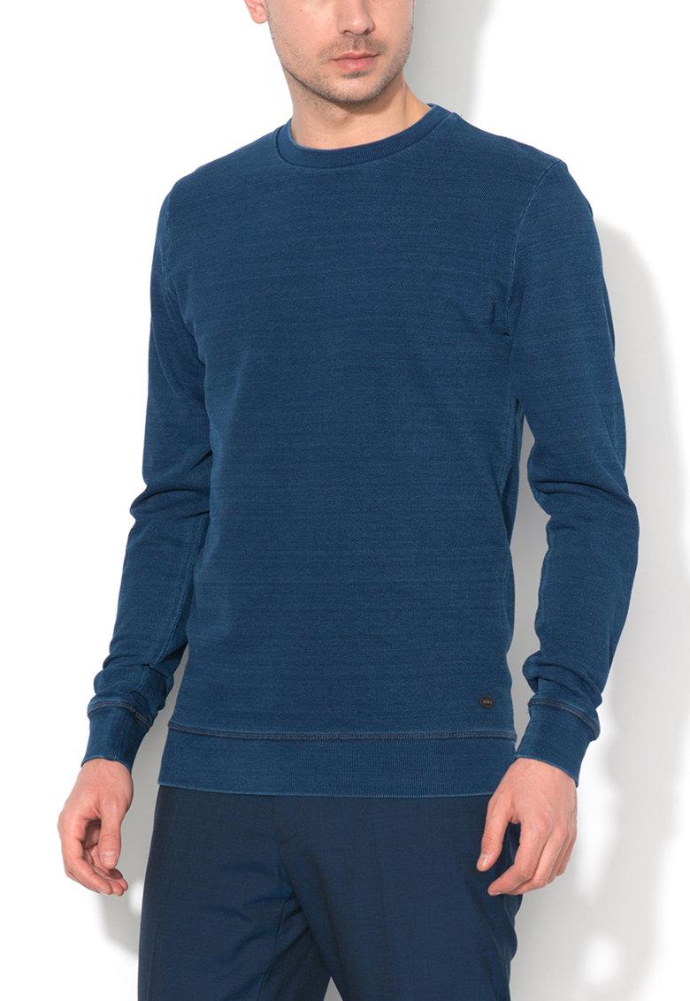 Esprit Bluza sport albastru inchis texturata
