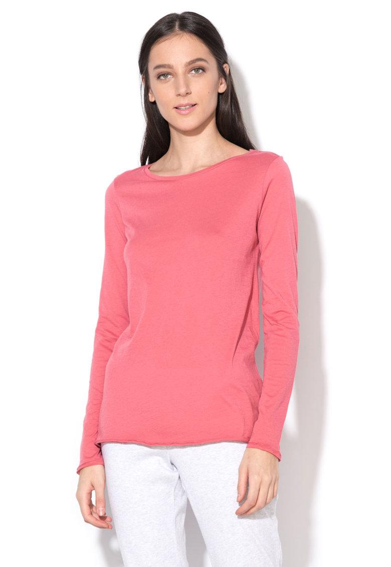 Bluza de casa roz zmeuriu stins de la Undercolors of Benetton