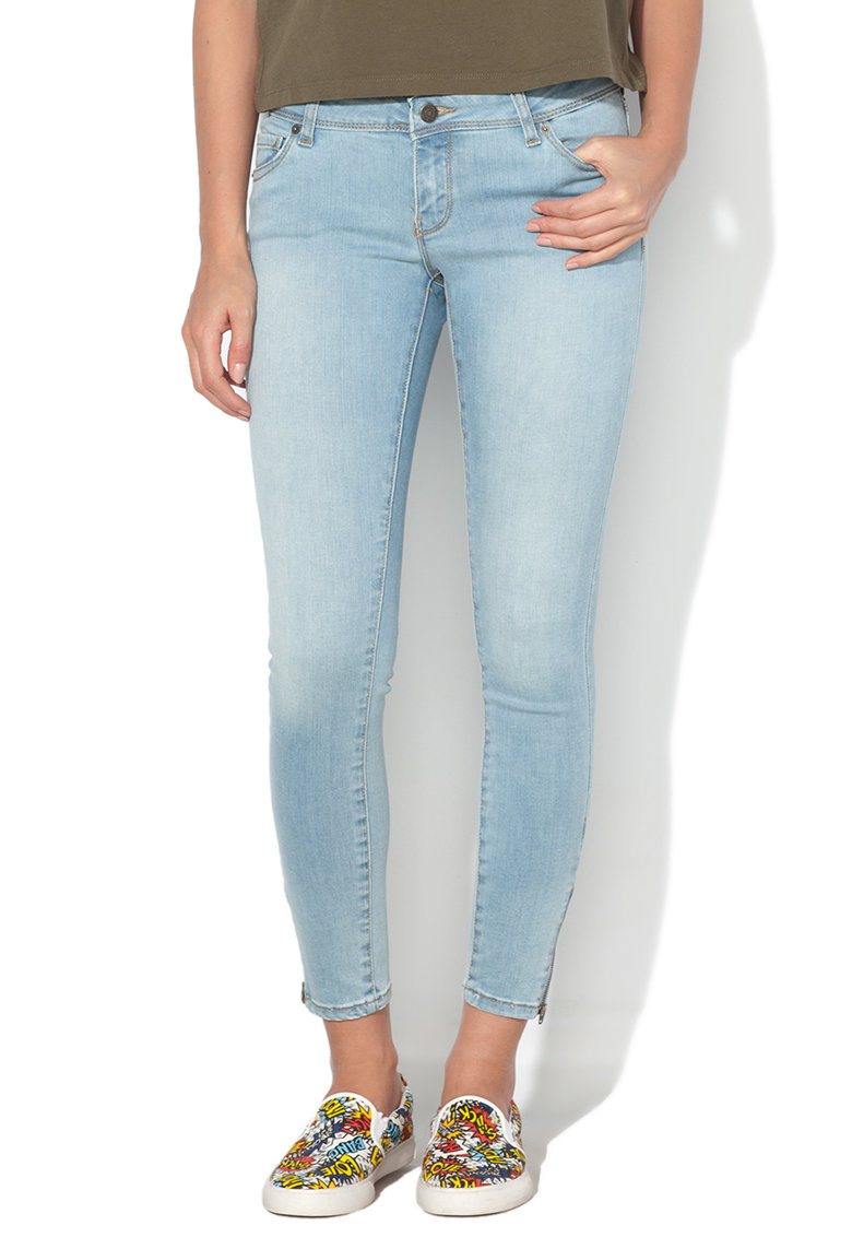 Vero Moda Jeansi slim fit bleu Five