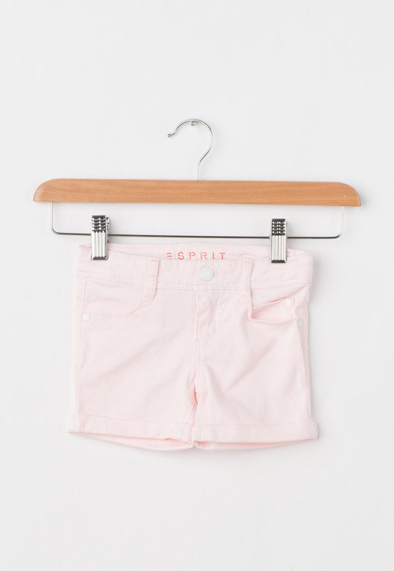 Esprit Pantaloni scurti roz pal