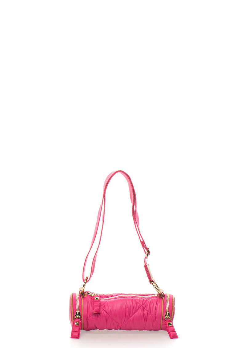 Juicy Couture Geanta tubulara crossbody roz bombon