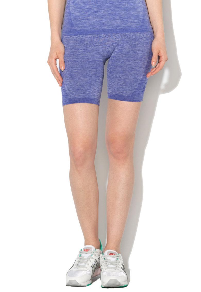 Undercolors of Benetton Pantaloni scurti violet melange de casa