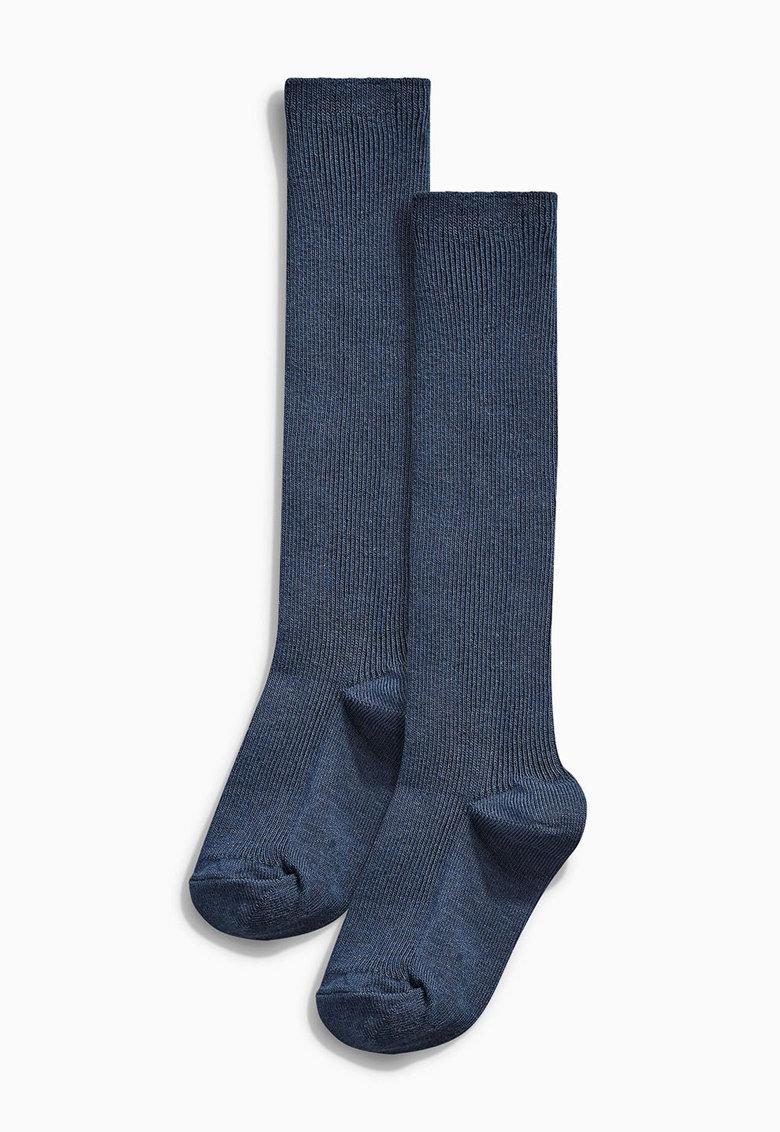 NEXT Set de sosete lungi bleumarin – 2 perechi