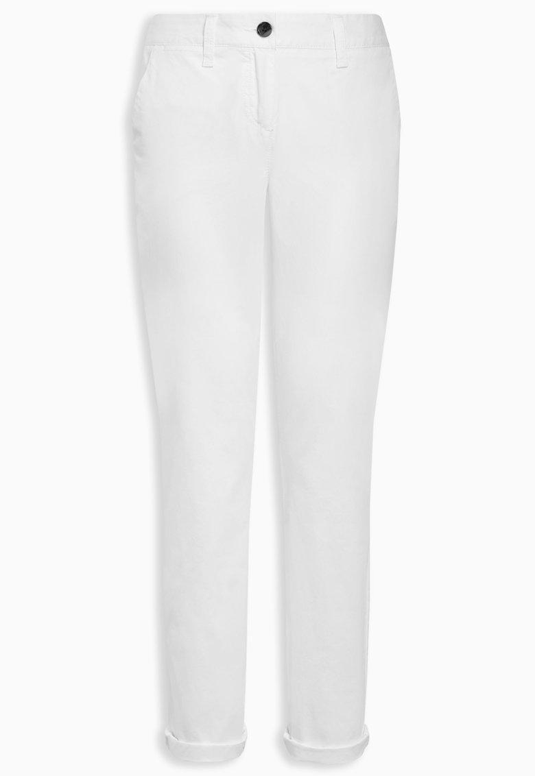 NEXT Pantaloni chino albi
