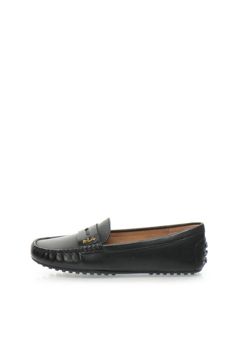 Polo Ralph Lauren – Pantofi loafer de piele Belen de la Lauren Ralph Lauren