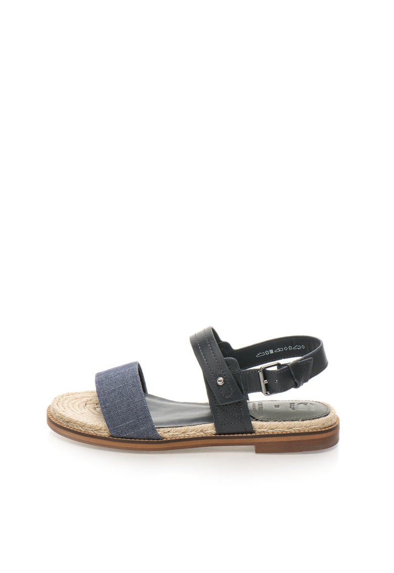 G-Star Raw Sandale slingback tip espadrile bleumarin Remi