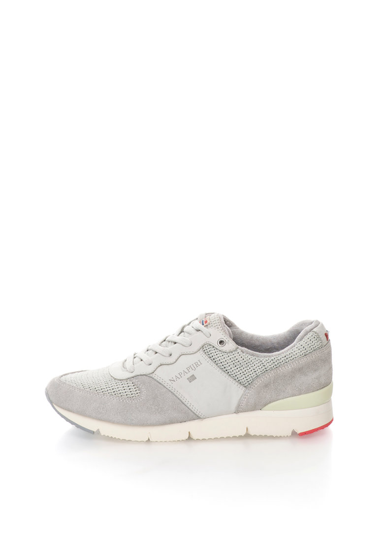 Pantofi sport in nuante de gri Marit