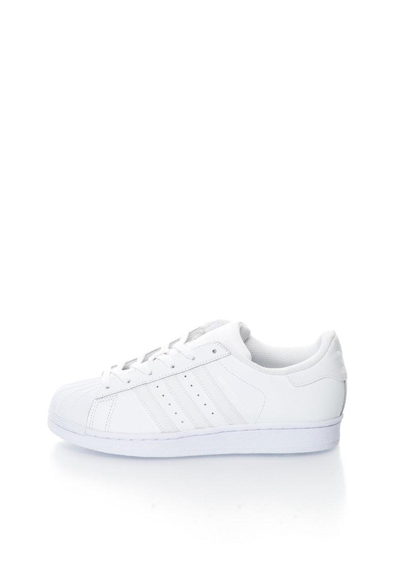 Pantofi sport alb optic Superstar