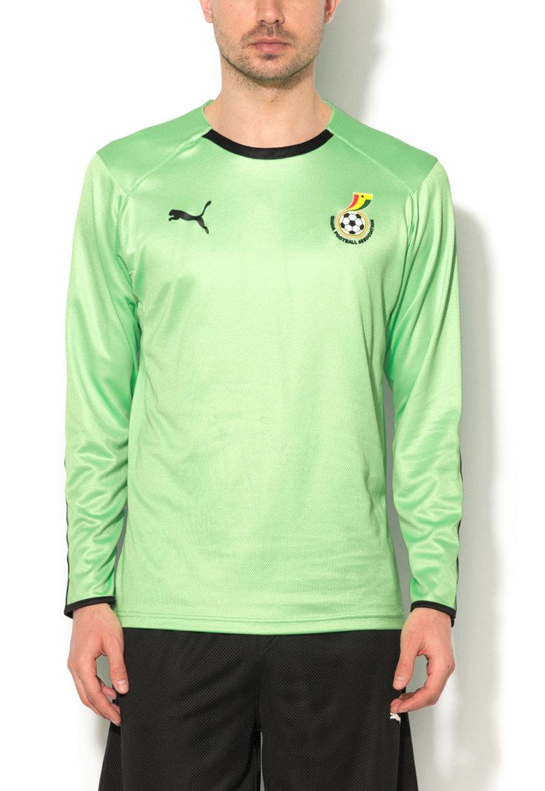 Bluza verde neon pentru portari Olympic