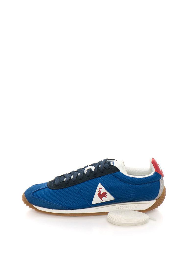 Le Coq Sportif Tenisi albastru cobalt cu bleumarin Quartz