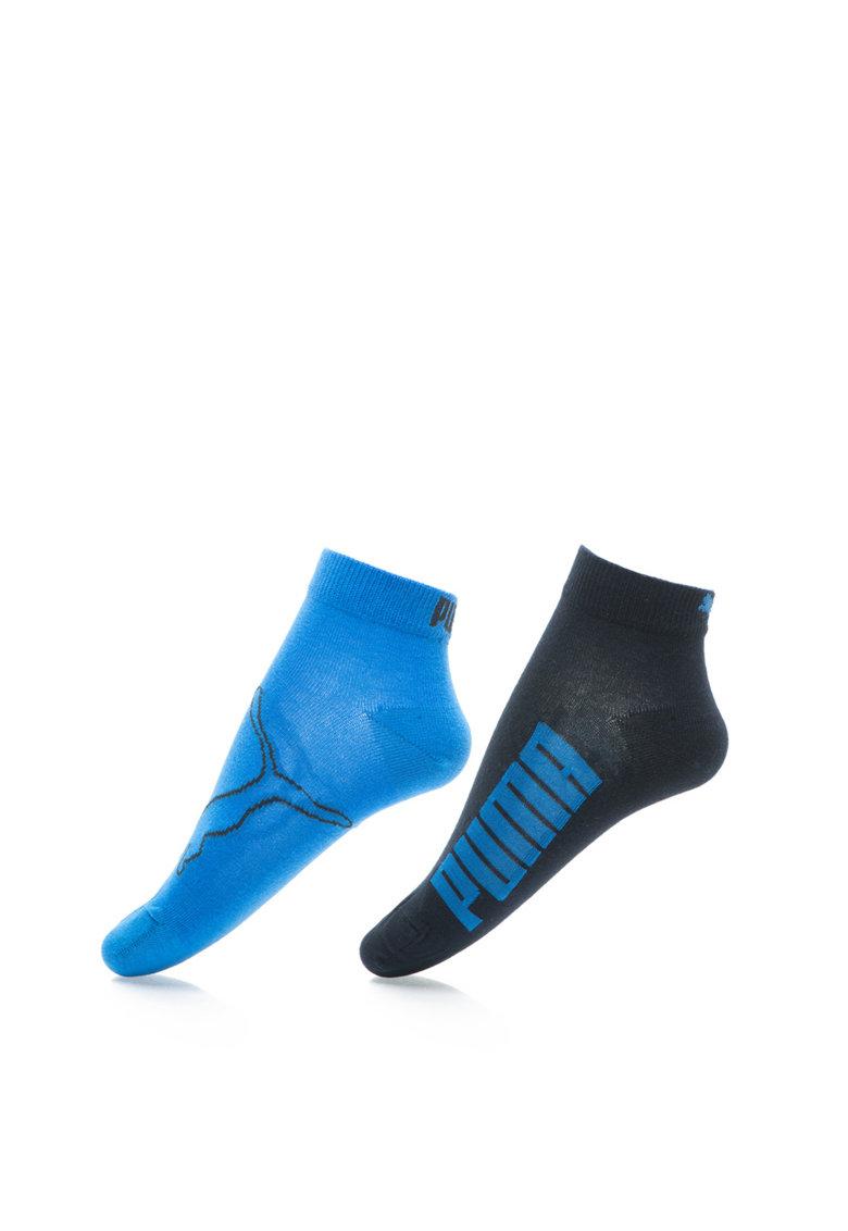 Set de sosete albastru cu bleumarin - 2 perechi