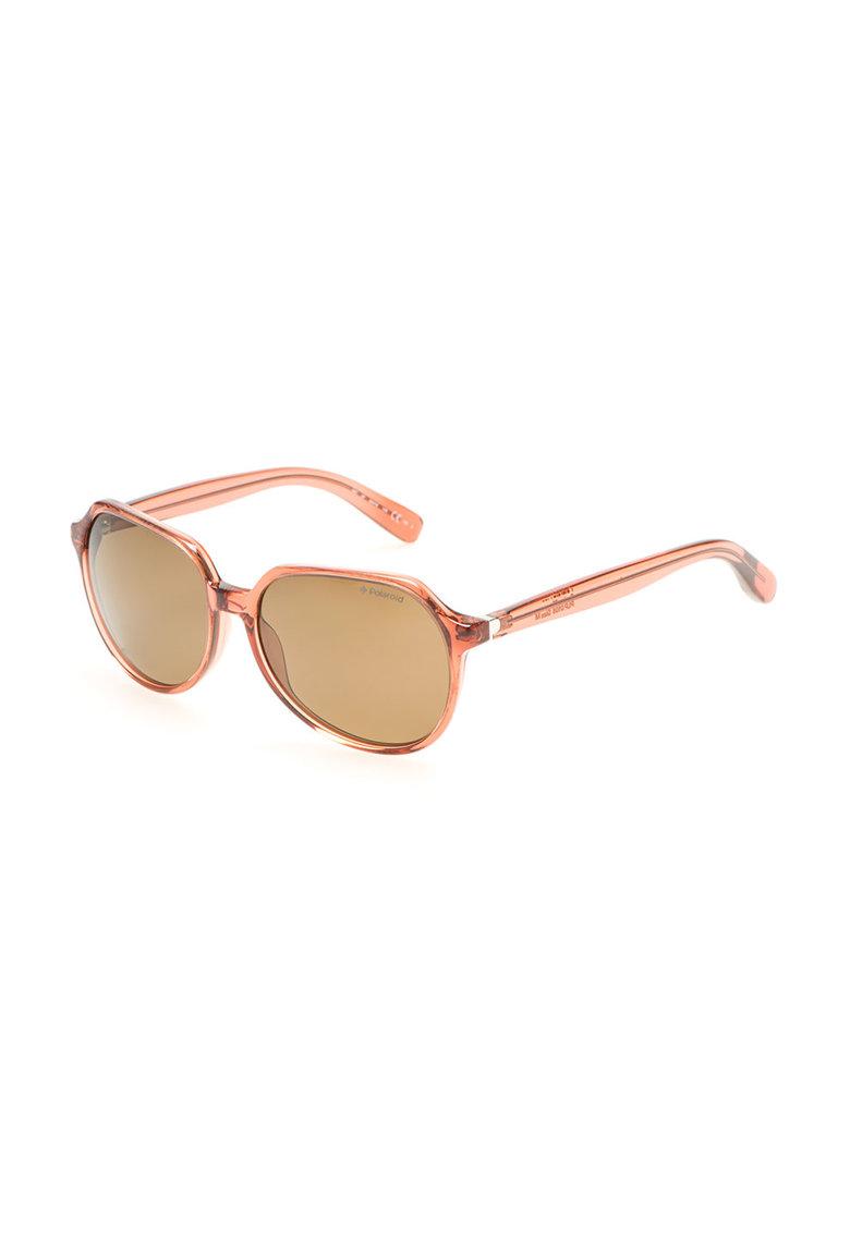 Polaroid Ochelari de soare roz cu lentile Ultrasight™