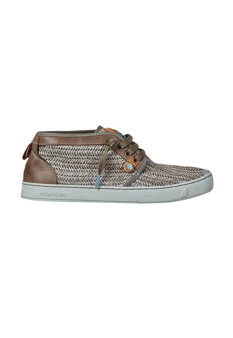 Pantofi casual rmaro din rafie Hamoru