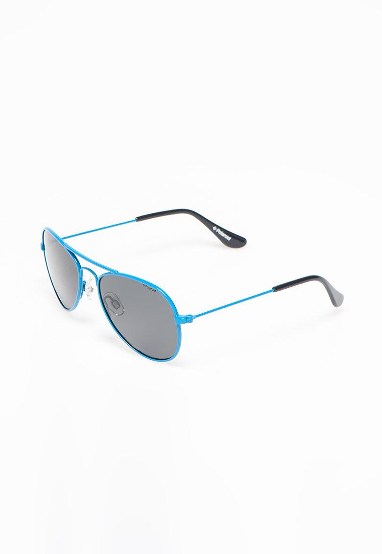 Ochelari de soare albastri