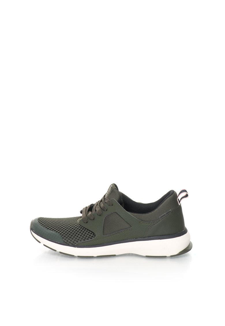 JackJones Pantofi sport verde feriga Whatton