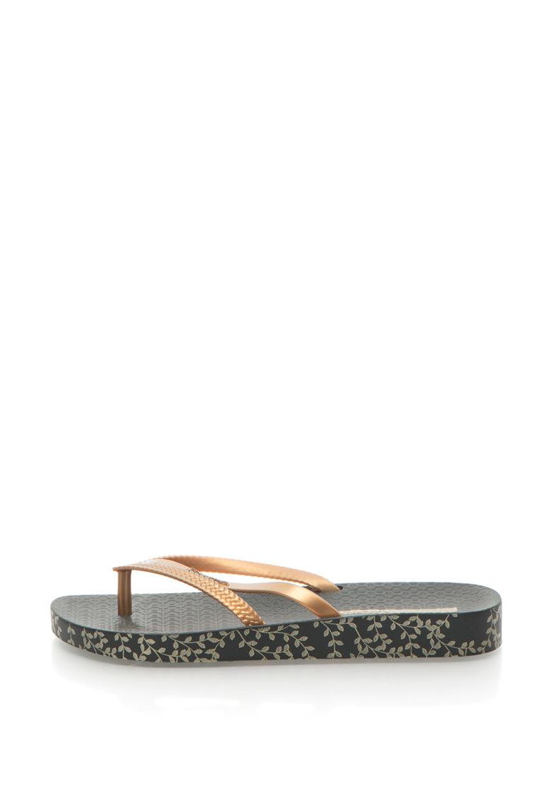 Ipanema Papuci flip-flop cu model pe talpa Bossa