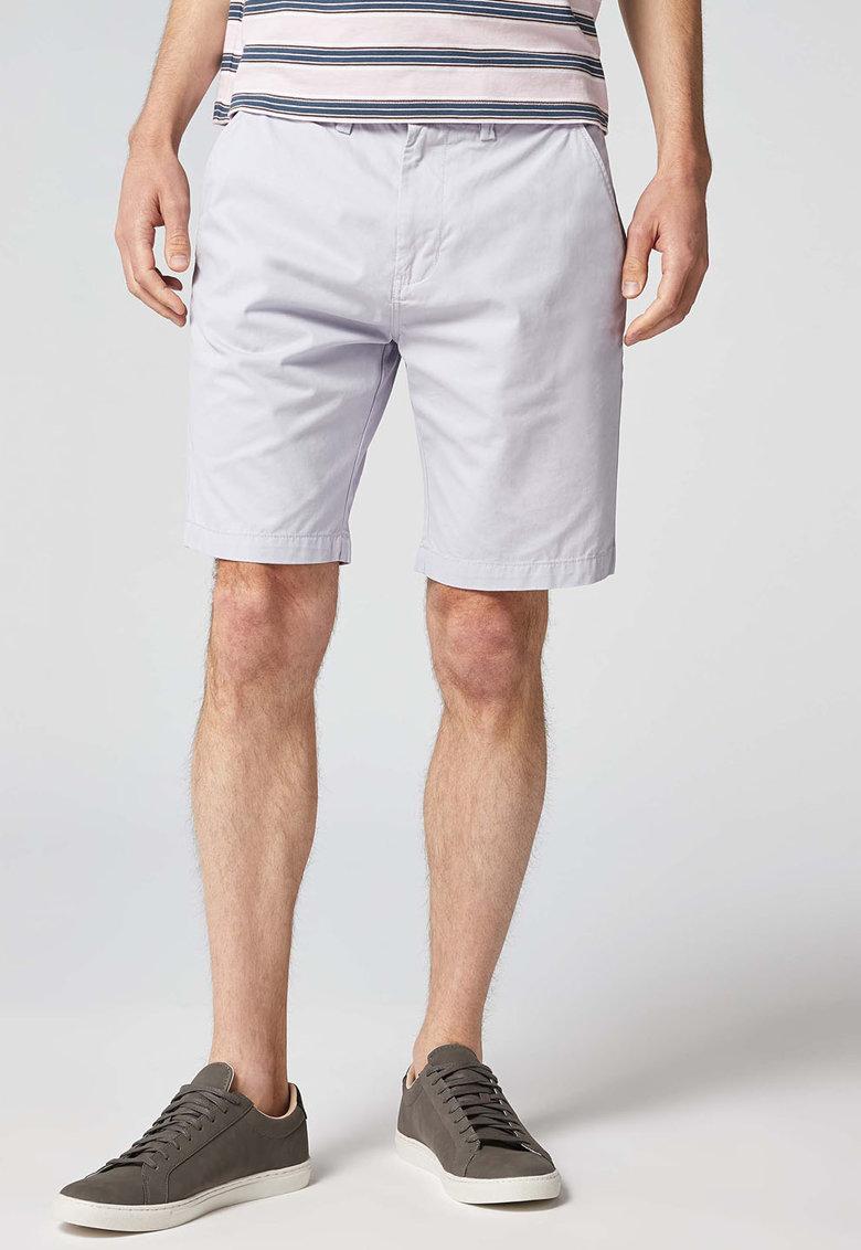 NEXT Pantaloni scurti chino lila pal