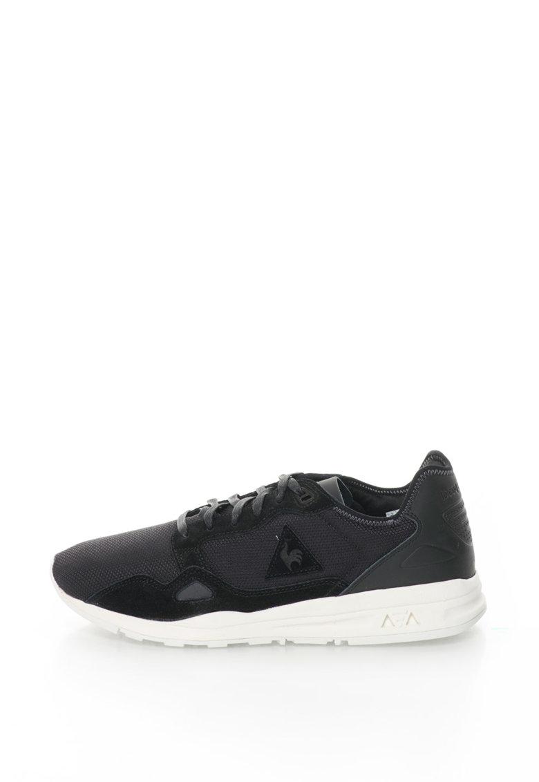 Le Coq Sportif Pantofi sport cu garnituri de piele R900
