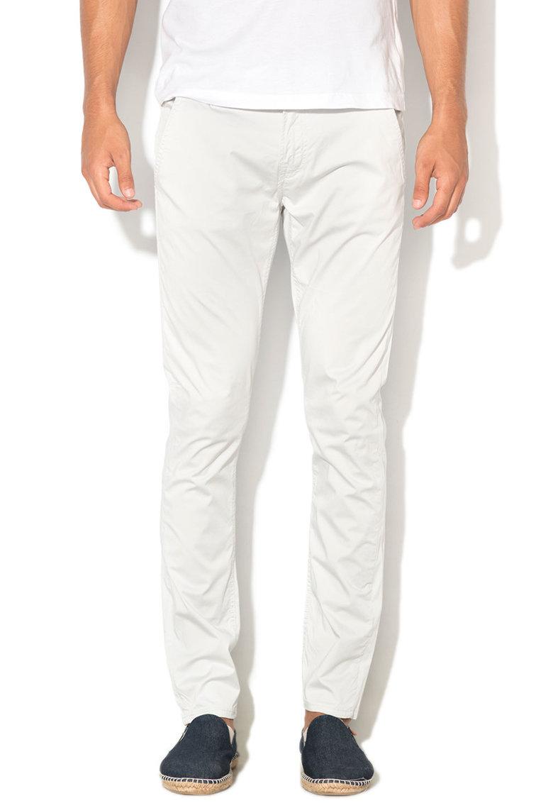 GUESS JEANS Pantaloni chino super skinny Adam
