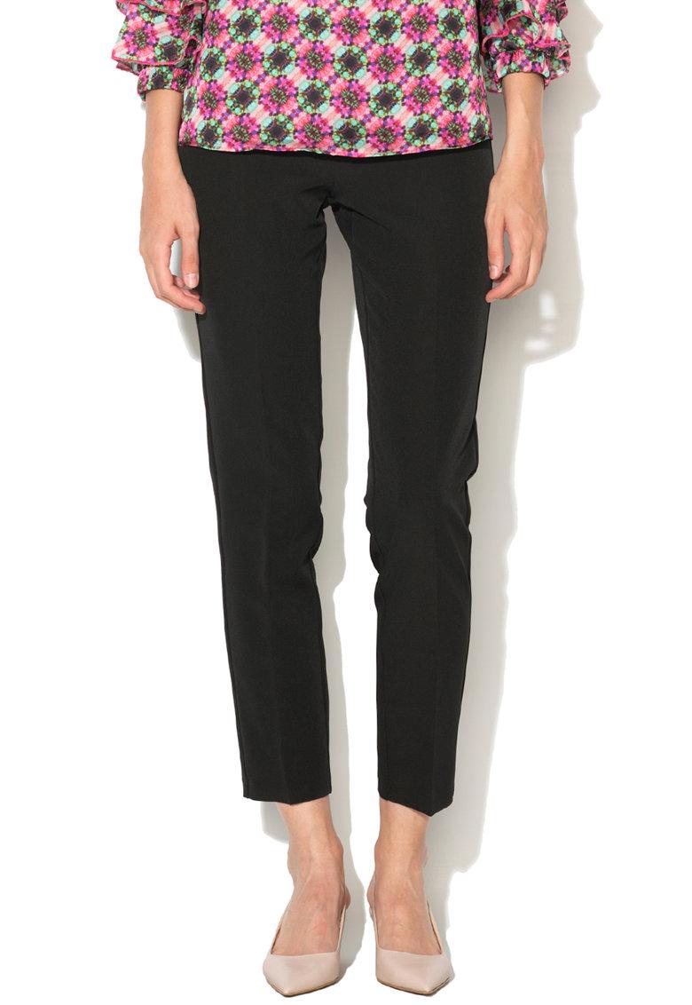 Pantaloni crop eleganti conici