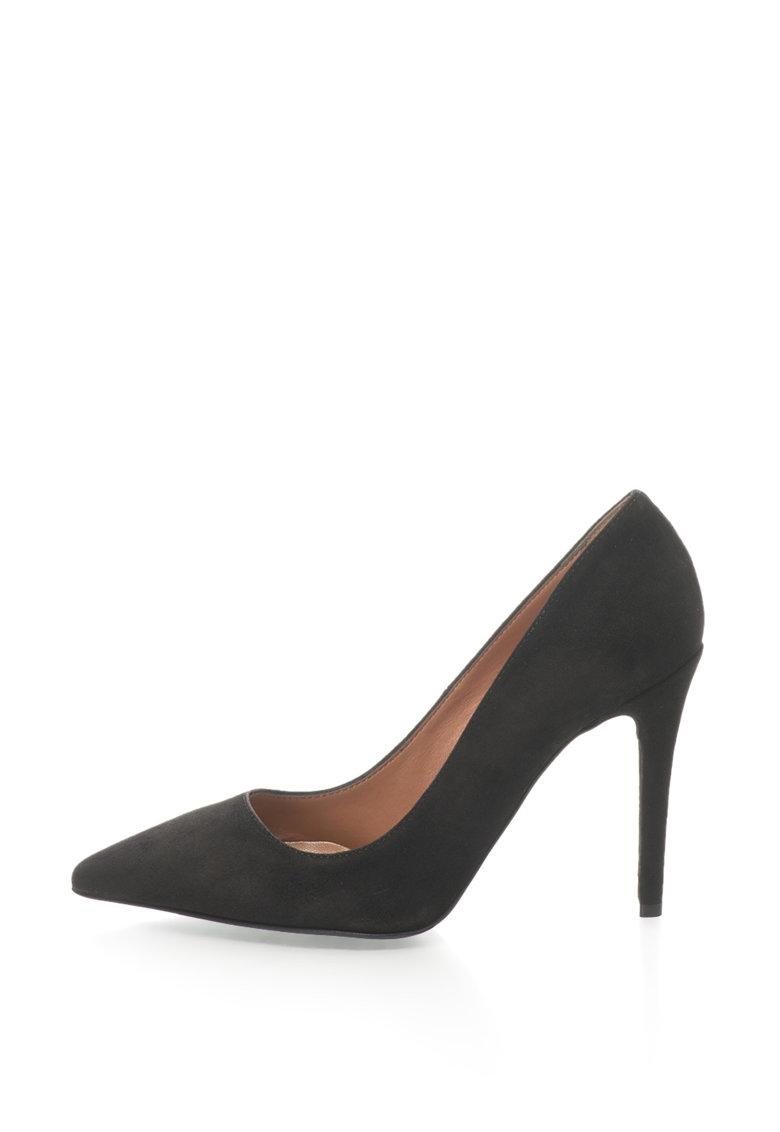 Zee Lane Pantofi de piele intoarsa