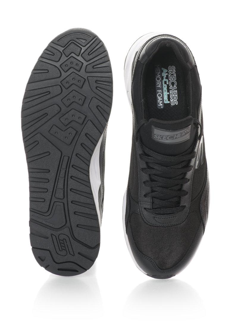 Pantofi sport cu garnituri de piele Morrowson