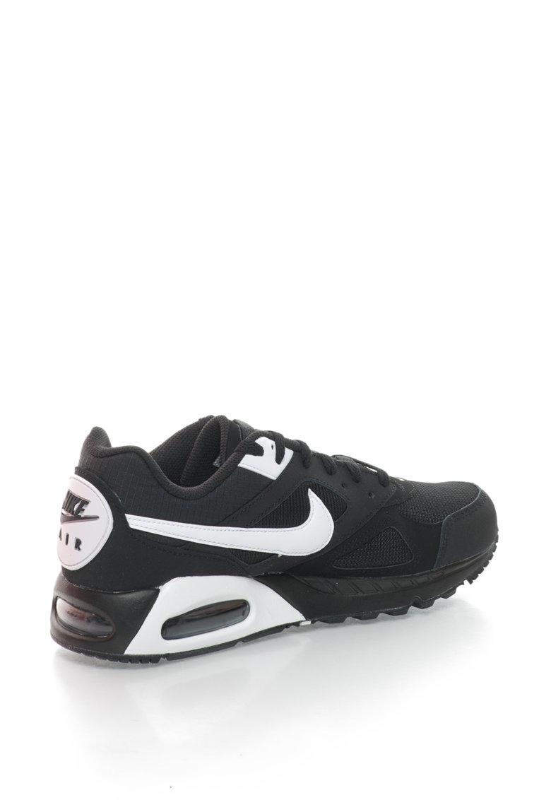 Nike Pantofi sport cu garnituri de piele intoarsa Air Max Ivo