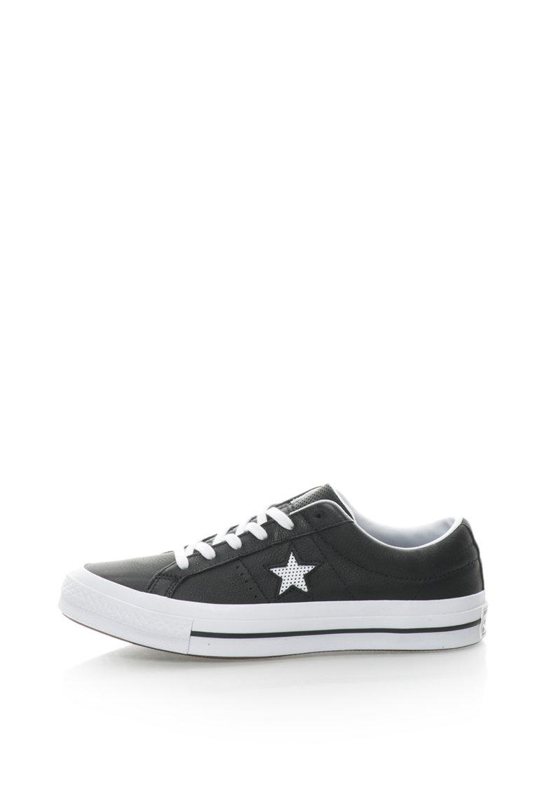 Tenisi de piele One Star – Unisex Converse
