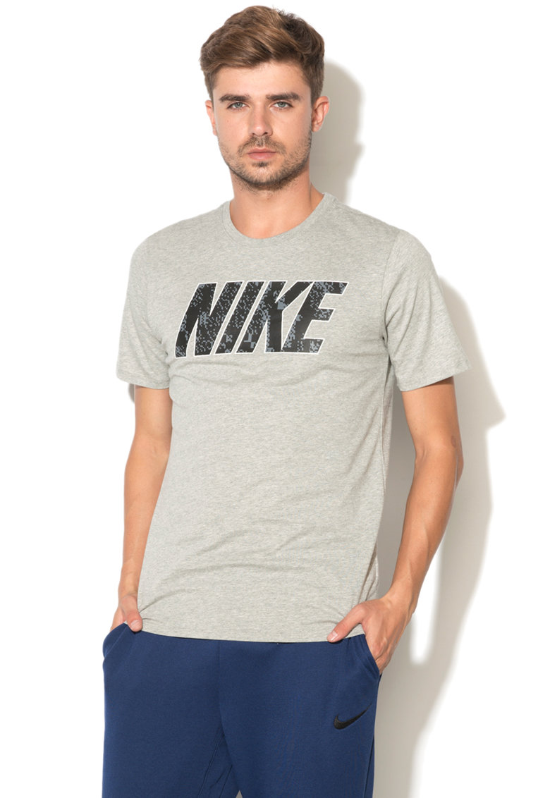 Nike Tricou athletic cut cu text