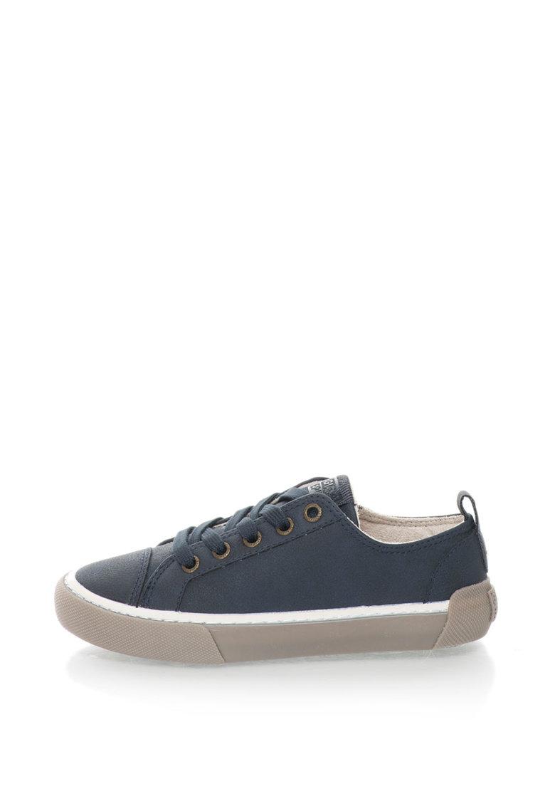 Gioseppo Pantofi sport cu sireturi si fermoar lateral