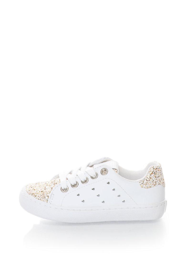 Gioseppo Pantofi sport cu insertii stralucitoare pentru copii MUSICHALL