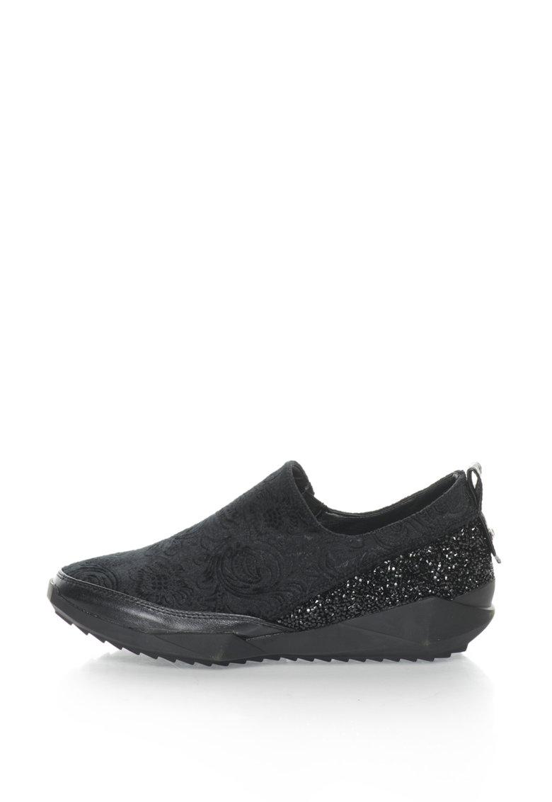 Oakoui Pantofi slip-on Ester-2