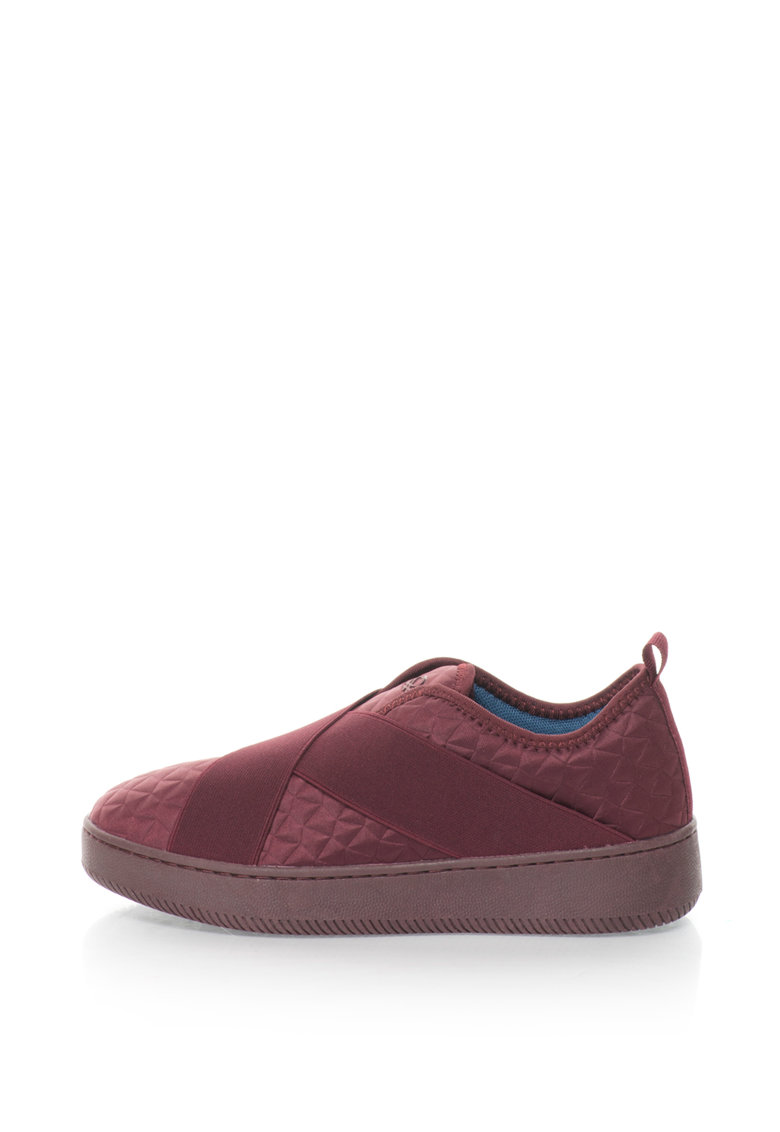 United Colors Of Benetton Pantofi sport slip-on matlasati