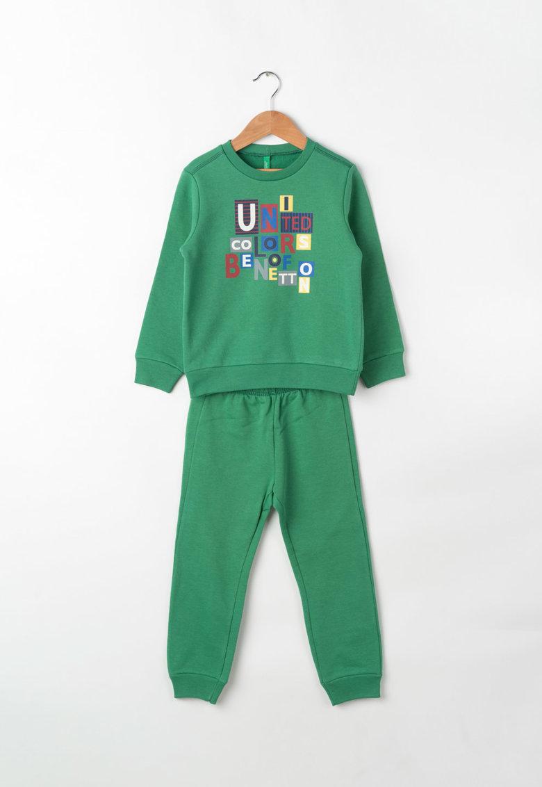 United Colors Of Benetton Trening cu imprimeu