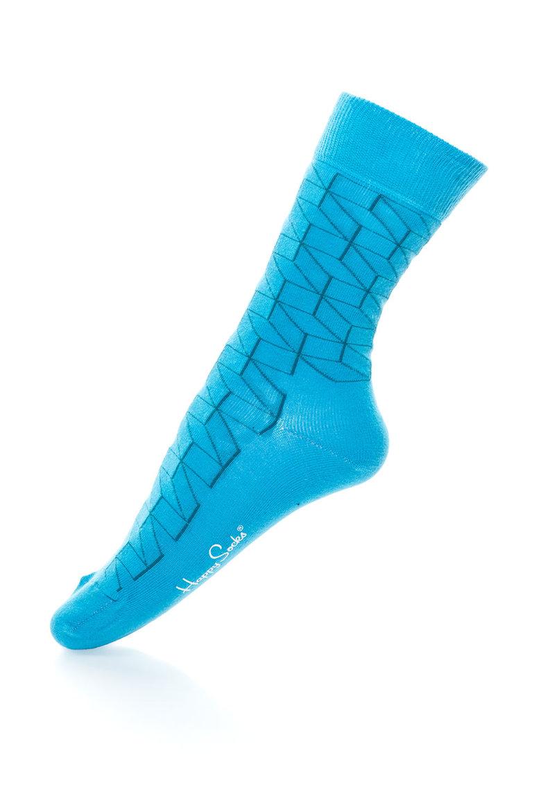 Happy Socks Sosete 3/4 unisex Optic