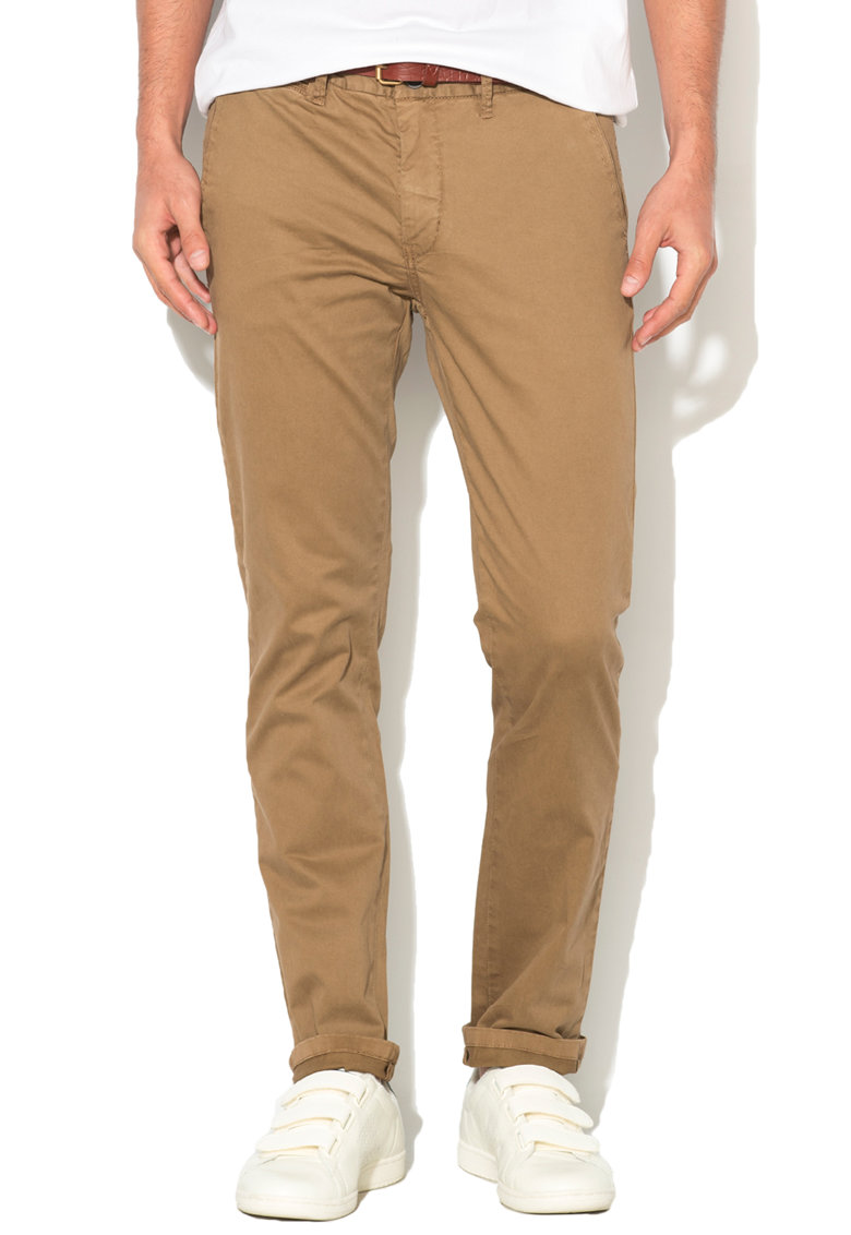 Pantaloni chino slim fit