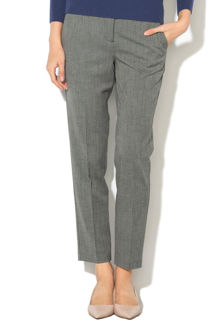 Pantaloni Eleganti Cu Buzunare Oblice