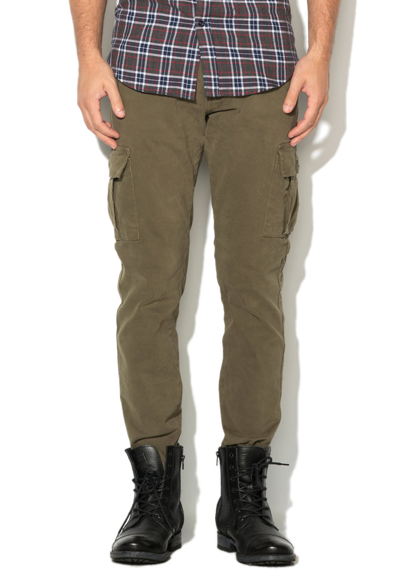 Zee Lane Denim Pantaloni cargo regular fit