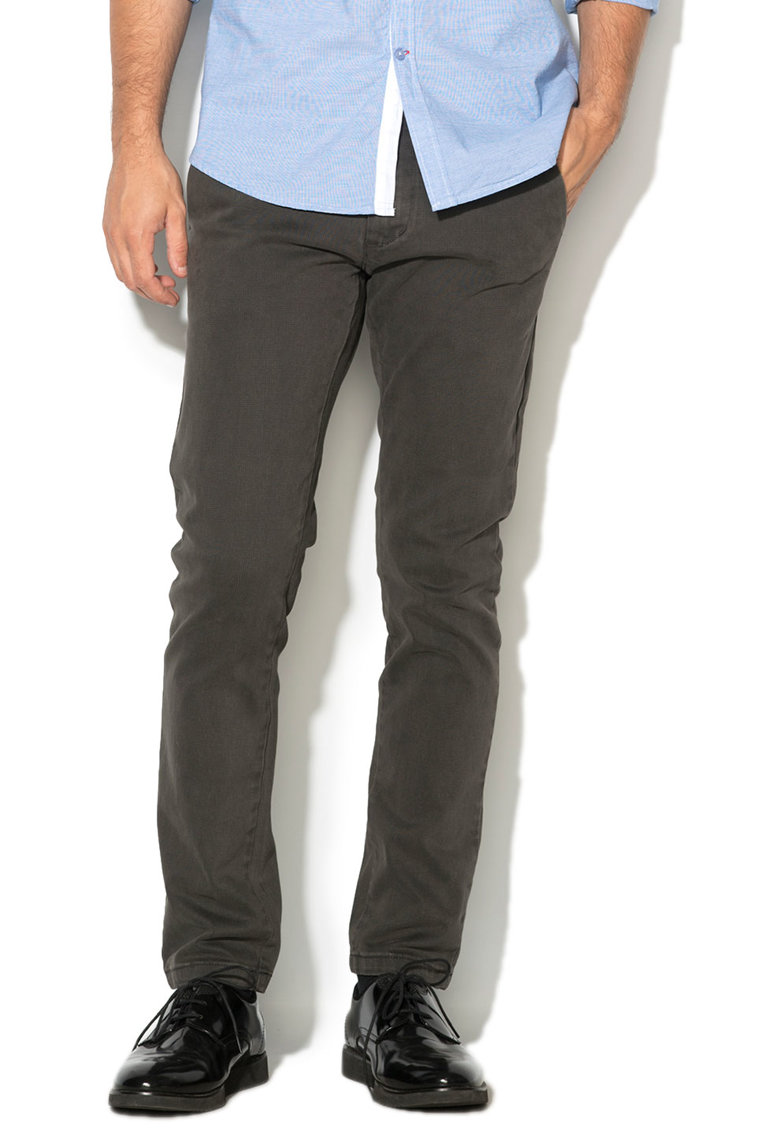 Zee Lane Denim Pantaloni chino cu buline