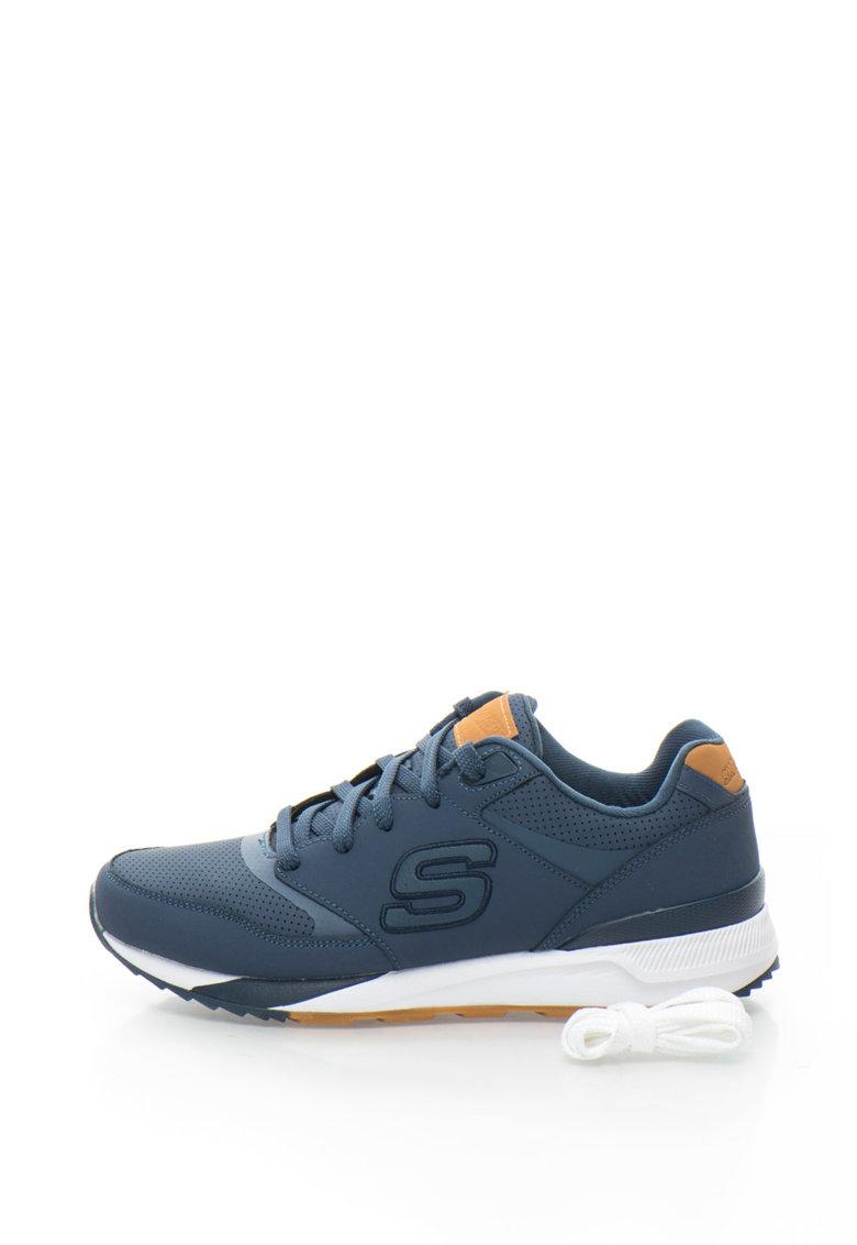 Pantofi sport de piele si material sintetic OG 90