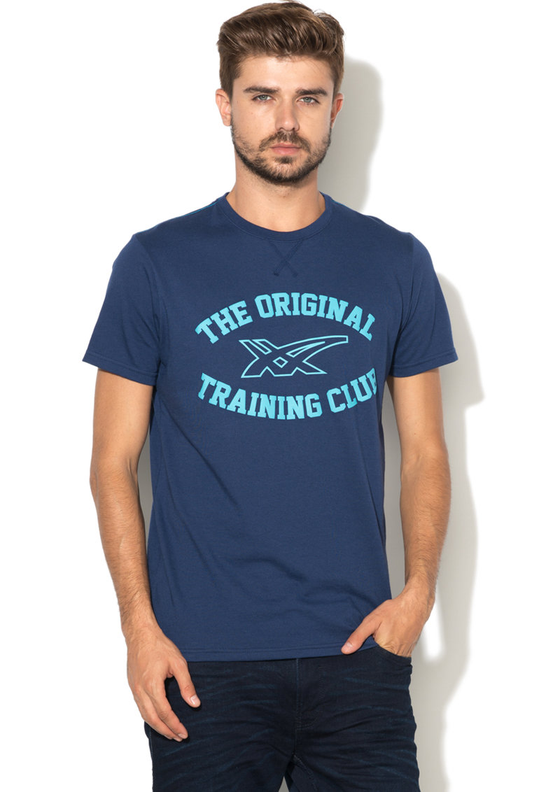 Tricou cu imprimeu cauciucat de la Asics – 125074-8052