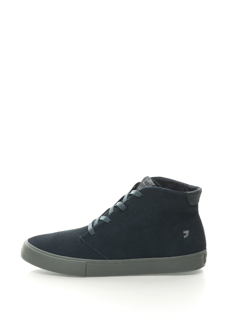 Gioseppo Pantofi sport mid-high de piele intoarsa