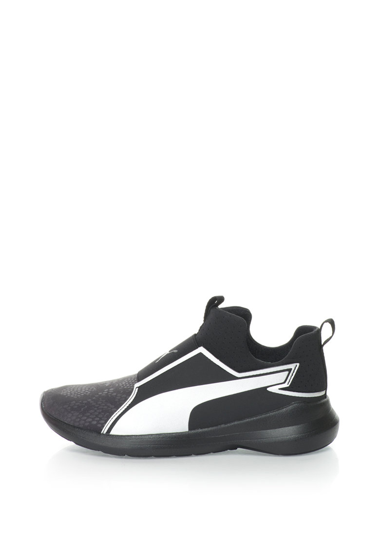 Pantofi sport slip-on mid-high Rebel